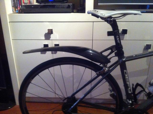 Giant Defy 1 Mudguards Cyclechat Cycling Forum