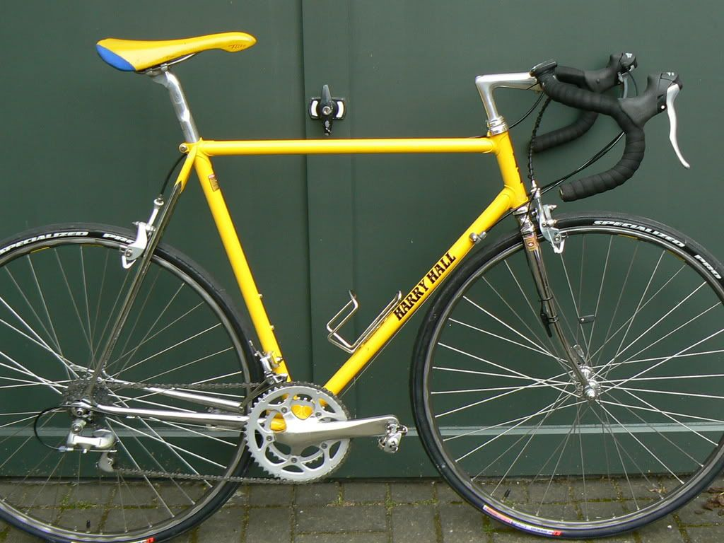 1990 Harry Hall in Columbus SLX. | CycleChat Cycling Forum