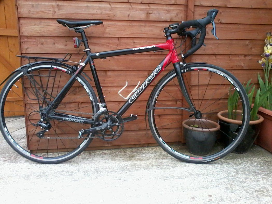 Carrera vanquish - advice needed please | CycleChat Cycling