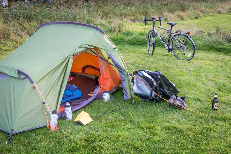 Got a Banshee 200 first then couldnu0027t resist a 300 when I found one at £95 & Show us your touring tent | Page 2 | CycleChat Cycling Forum