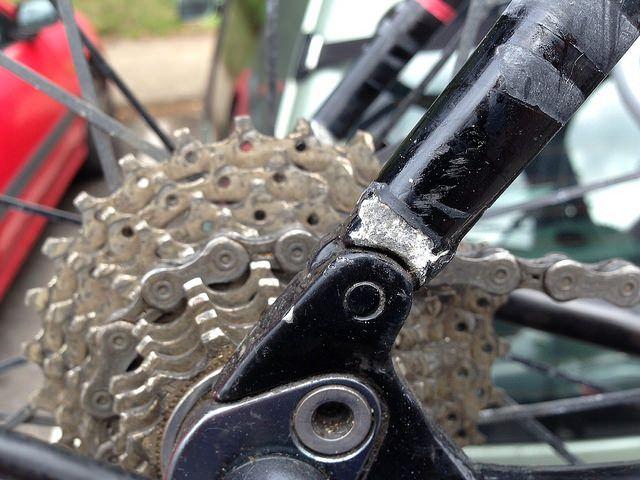 how to avoid galvanic corrosion with aluminum carbon fiber