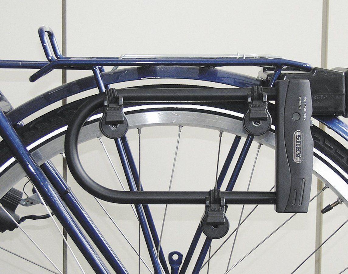 abus ugh rack bracket u lock holder cyclechat cycling forum. Black Bedroom Furniture Sets. Home Design Ideas