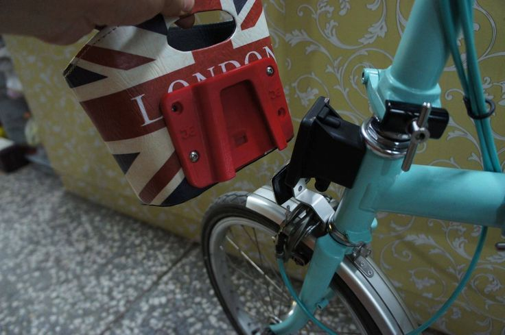 Brompton New Luggage 2016 Cyclechat Cycling Forum