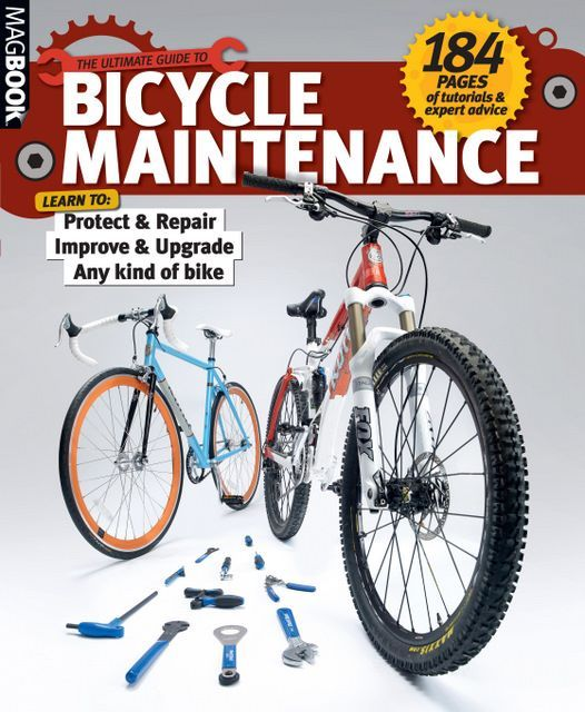 Book Review - 'The Ultimate Guide to Bicycle Maintenance