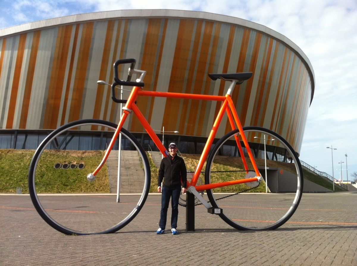 I think my new frame is too big for me | CycleChat Cycling Forum