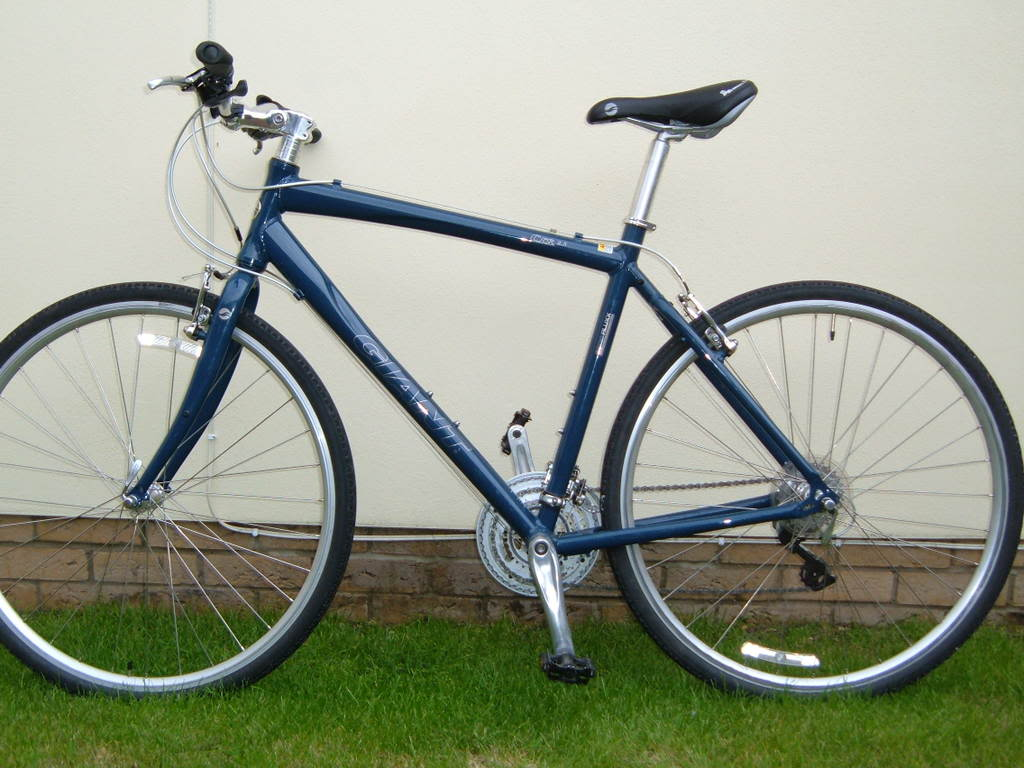My Old Banger Cyclechat Cycling Forum