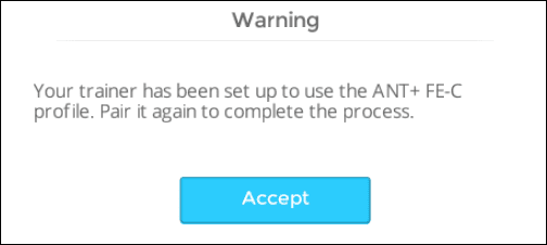 How to enable ANT+ FE-C to use Zwift on a BKool Pro | CycleChat
