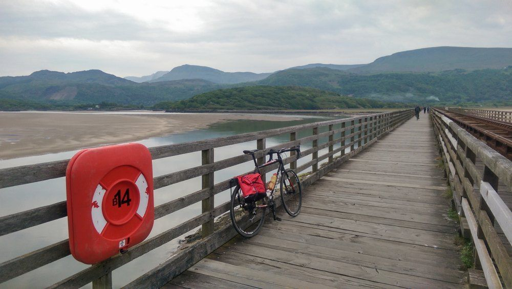 CAADX on Barmouth bridge.jpg