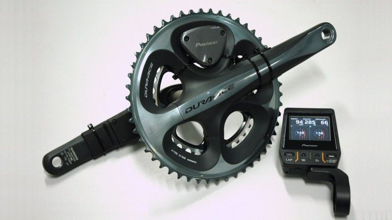 Power Meter Cycling : Pioneer electronics enters cycle power meter market