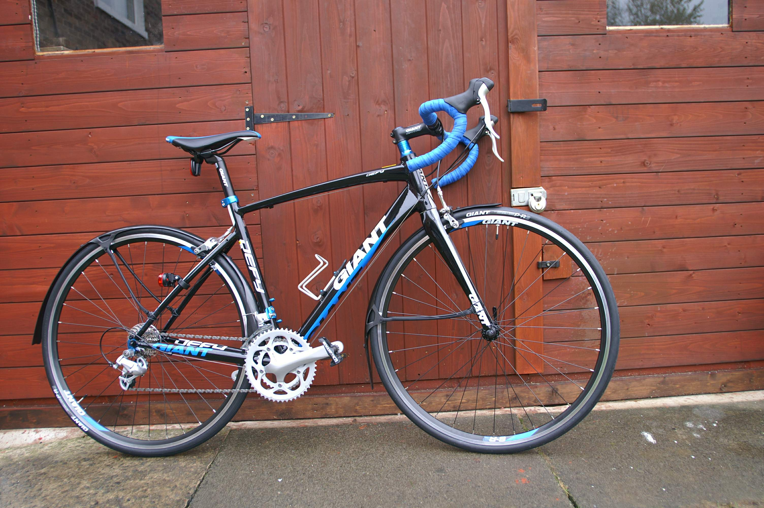 Lightweight Mudguards For Giant Defy 2 Cyclechat Cycling Forum