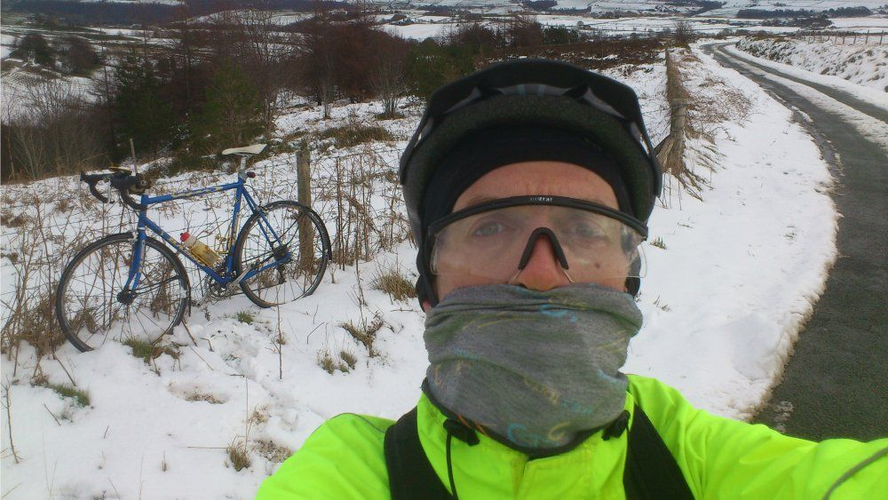 Ha ha - so much for the CycleChat buff selfie.jpg