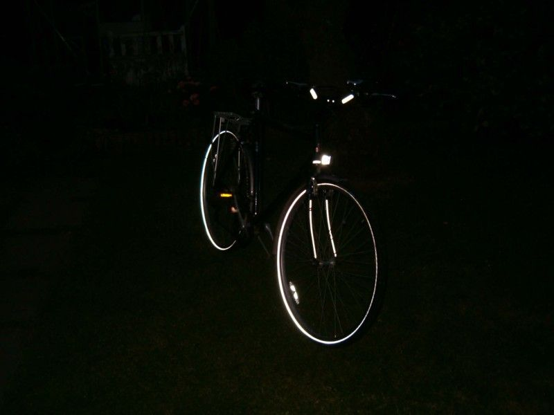 What S The Deal With Wheel Reflectors Cyclechat Cycling Forum