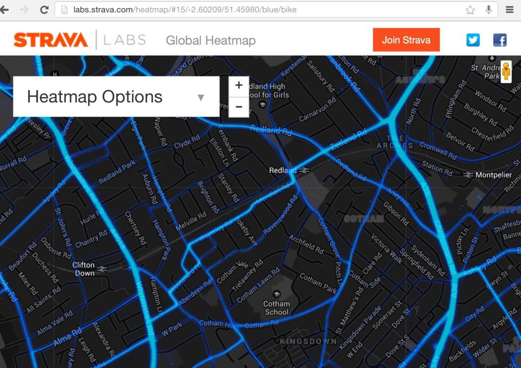 Strava route finder? | CycleChat Cycling Forum