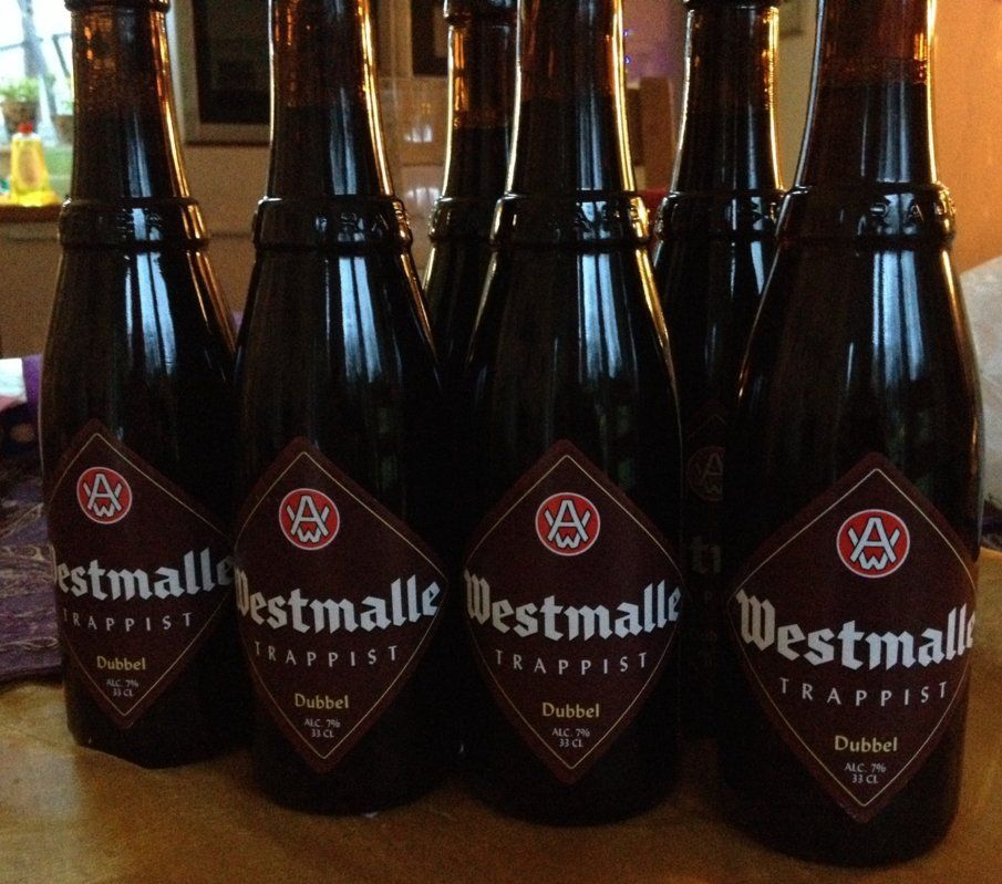 westmalle chat My girlfriend and i were wondering why the westmalle logo is built up of an 'a' and a 'w' klik it would be more logical to use a 'w' and a 'm' or does the 'a' stands for 'abbaye' as my.