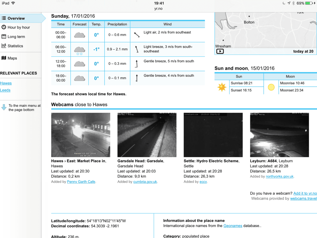 Best weather website / forecast? | Page 2 | CycleChat