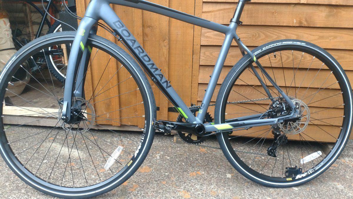 New Boardman Hybrid Pro - Major design flaw? | CycleChat