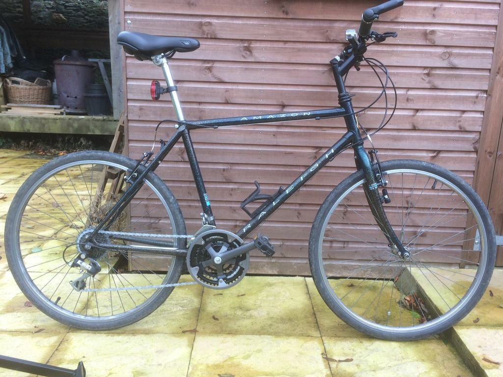 Raleigh Amazon (gents and ladies) | CycleChat Cycling Forum