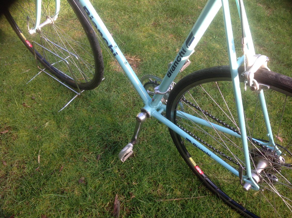 Vintage Bianchi roadbike | CycleChat Cycling Forum