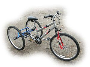 Mission Space Genie Folding Trike | CycleChat Cycling Forum