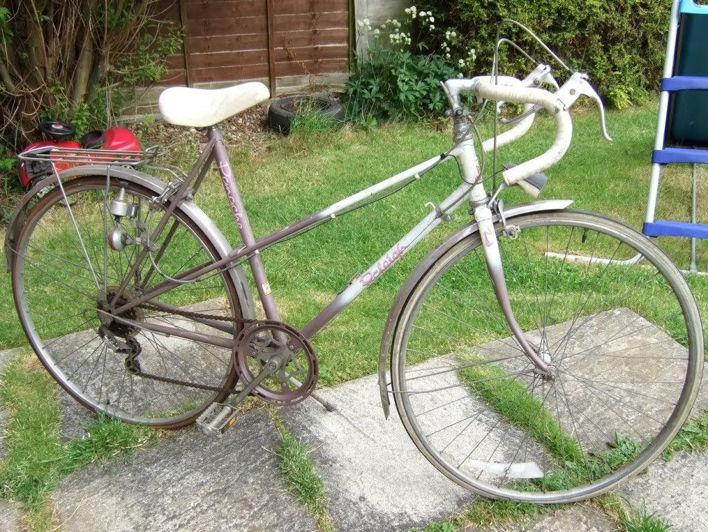 classic bike restoration ireland hobbiesxstyle. Black Bedroom Furniture Sets. Home Design Ideas