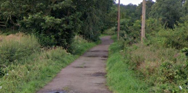 parlington lane.JPG