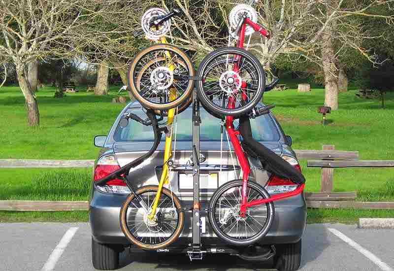Transporting a trike by Motorhome | CycleChat Cycling Forum