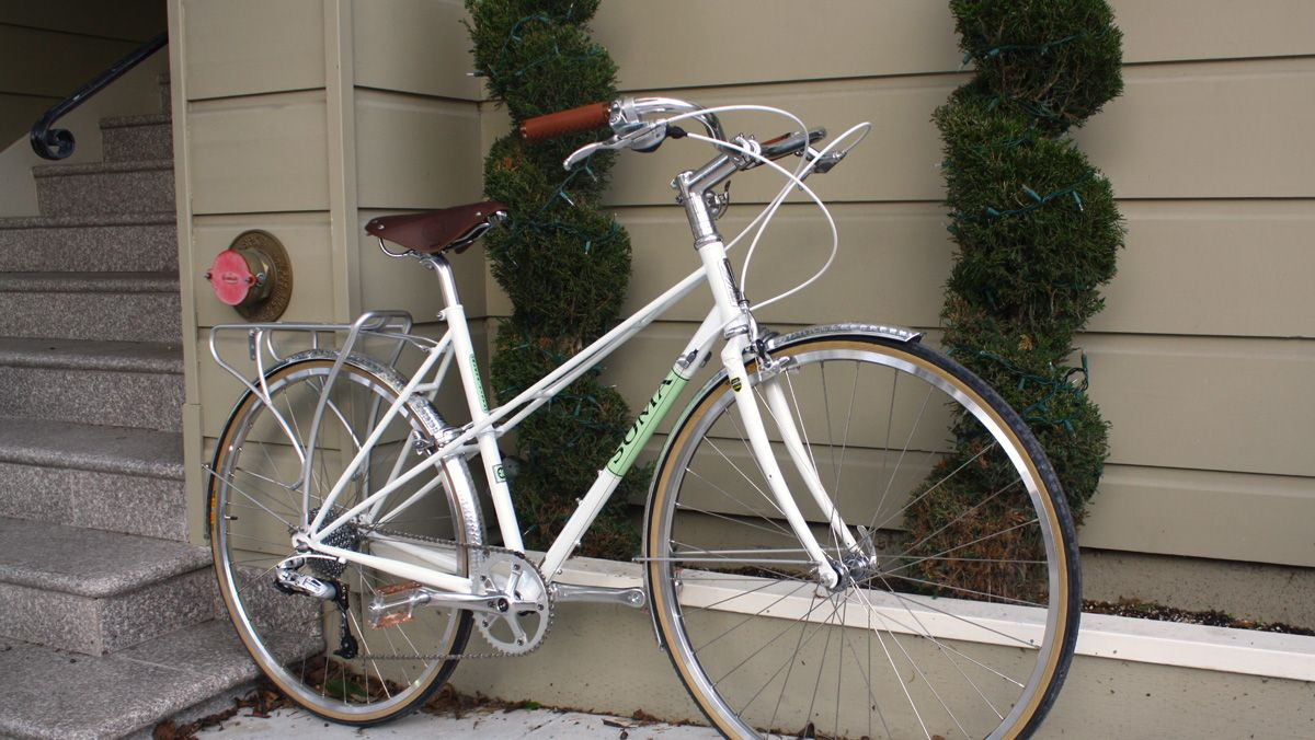 but for me the truly drool worthy options amongst the modern mixtes is the build it any way you like soma buena vista - Mixte Frame