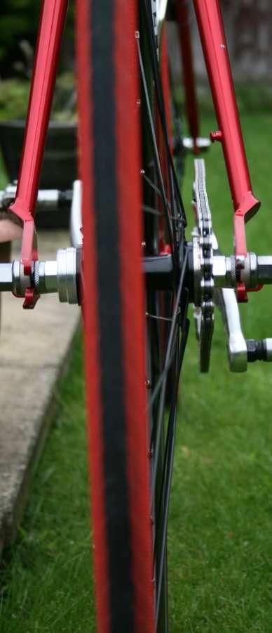 Macinato New Build Pics Chainline Question Cyclechat