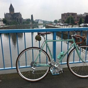 The Other Bianchi on a Bridge