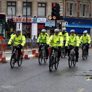 Police_cyclists_London_Olympic_Torch_Relay.jpg