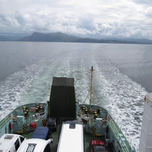 Mallaig to Armadale ferry