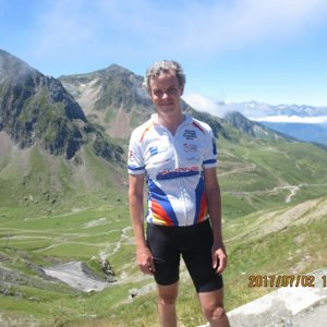 My 2nd ride up Col du Tourmalet