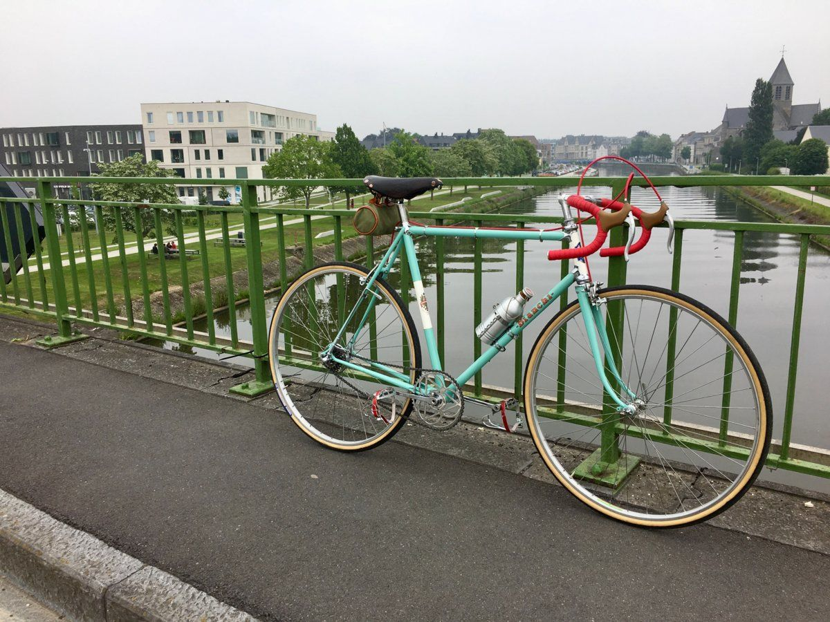 Bianchi on a Bridge