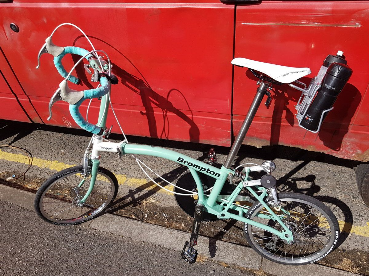 Guidon triathlon sur Brompton? Full