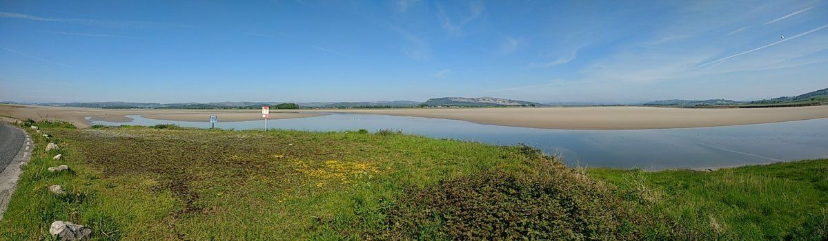 River Kent estuary near Sandside